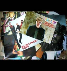 Постеры, плакаты
