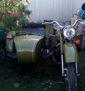 мотоцикл Урал 1994г