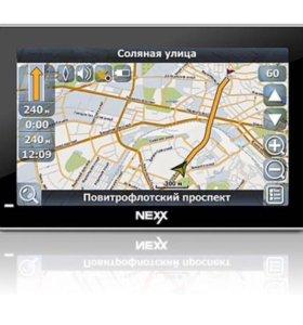 Навигатор б/у NEXX