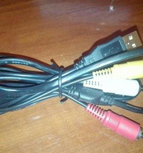 USB кабель Sony type 3