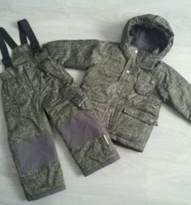 Зимний костюм PicCo, размер 98