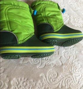 crocs c6, 13,2 см