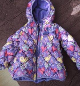 Куртка демисезонная р.86
