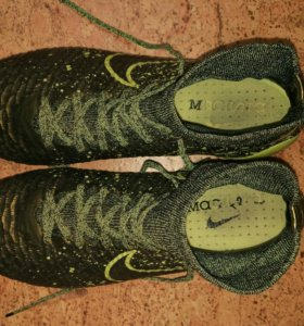 Nike Magista Orba FG Yelow, Green, Black.