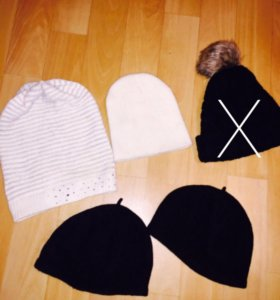 Все шапки по 100