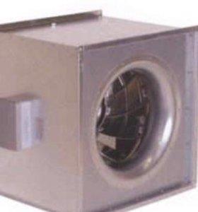 Вентилятор для квадратных коробов SYSTEMAIR KDRD55