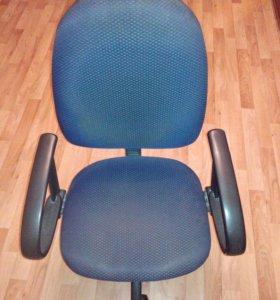 """Кресло офисное """"Престиж"""", с подлокотниками"""