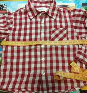 Рубашка baby go р.92-98