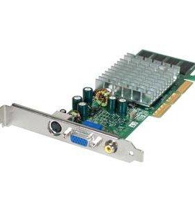 Видеокарта AGP GeForce FX5200 128MB Leadtek