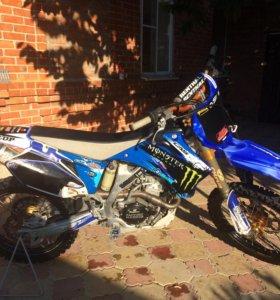 Мотоцикл кроссовый Yamaha 250