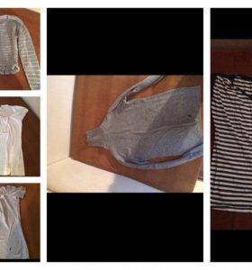 Свитера и футболки