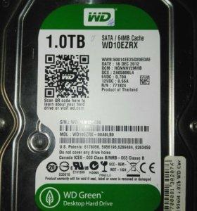 Жесткий диск 1.0TB