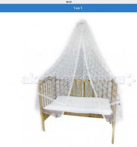Балдахин на детскую кровать