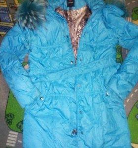 Куртки, зима.