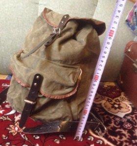Походный рюкзак СССР