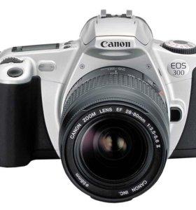 Пленочный зеркальный Canon EOS 300 Body + сумка
