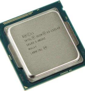 Процессор Xeon 1231v3 3.4Ghz (3.8 turbo) (i7 4770)