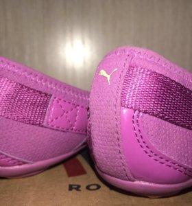 Туфли-балетки -обувь для спорта и отдыха puma ориг
