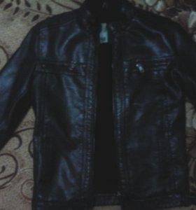 Куртка на мальчика 12-14лет