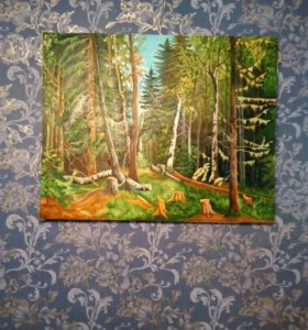 Картины,услуги художника
