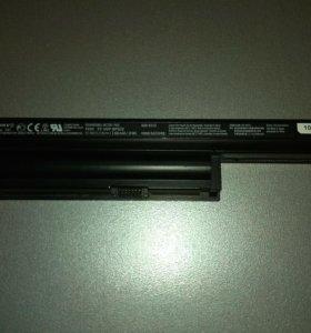 аккумулятор для ноутбука Sony б/у
