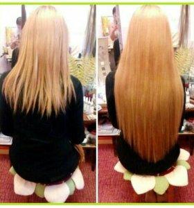 Снятие и Наращивание волос