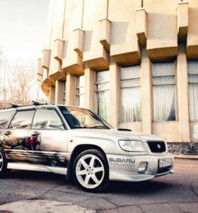 Subaru forester sf5 s tb 240л.с.
