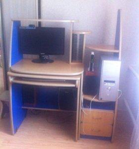 Компьютерный стол-парта