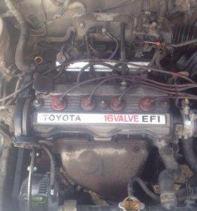 Двигатель Тойоты Карины 2