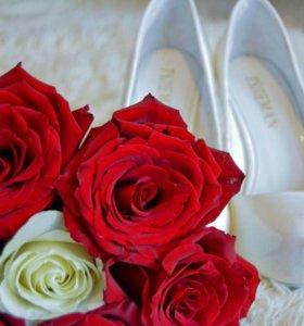 Туфли (белые)
