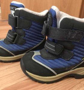 Зимние ботинки Kapika, 24 р-р