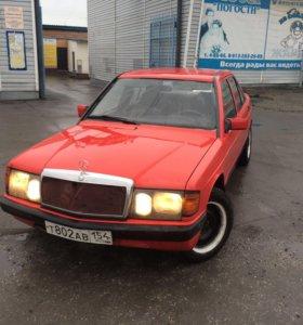 Mercedes-Benz 190, 1985г, 2.0
