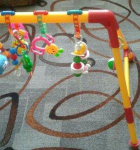 Дуга для игрушек