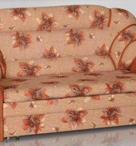Выкатанной диван Елизавета