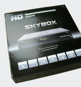 Спутниковый ресивер S9 SKYBOX HD