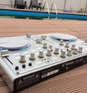 MIDI контроллер VESTAX VCI-100