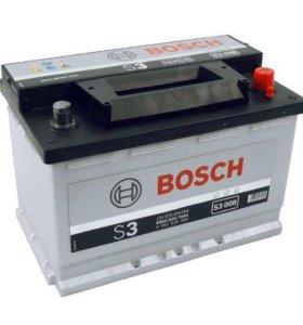 Аккумулятор автомобильный BOSCH S3 0092S30080