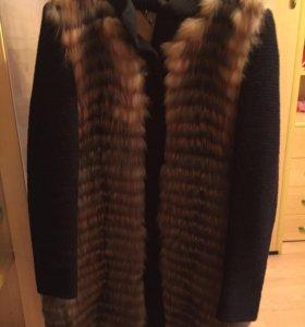 Продаю меховое пальто