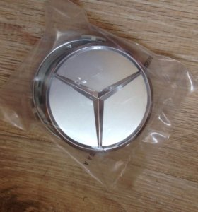 Колпачки в диски Mercedes Benz