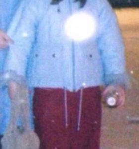 Куртка детская wojcik
