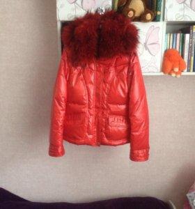 Женская куртка, р 44