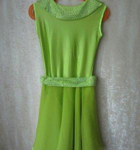Платье для танцев.