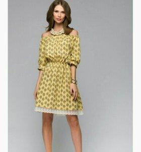 Платье+блузка