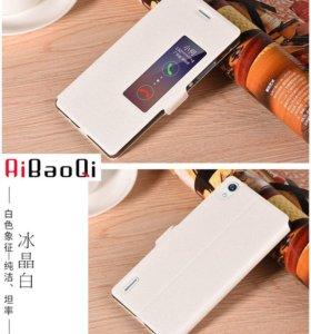 Huawei p7 чехлы новые