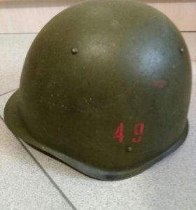 Каска армейская б/у