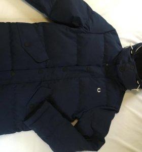 Куртка парка новая Fred Perry