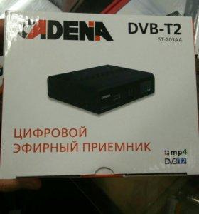 Cadena DVB-T2