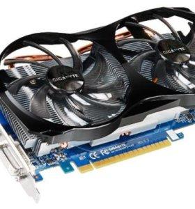 Geforce gxt 550 TI 1024 MB 192 BIT