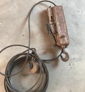 Ручной кран ( подъёмник)