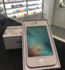 iPhone 4S 16Gb Белыйй